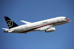 Sukhoi SuperJet100(wikipedia)