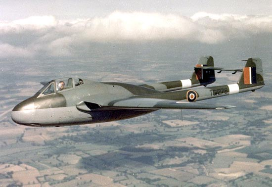 De Havilland DH100 - vampire