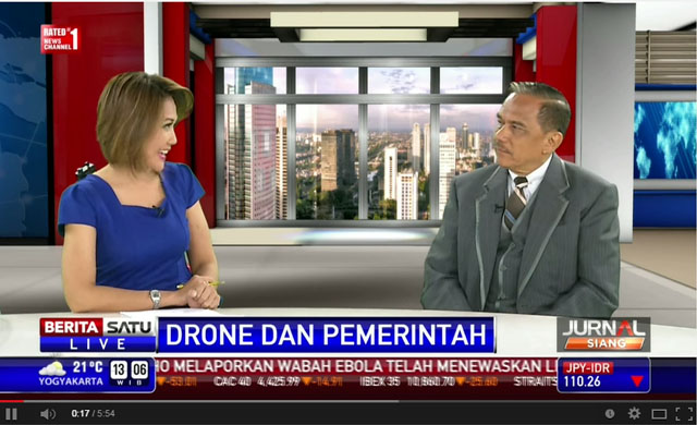 Photo of Dialog: Drone dan Pemerintah