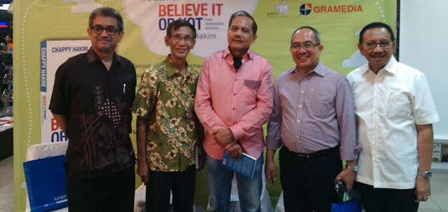 Photo of Believe It or Not – Dunia Penerbangan Indonesia