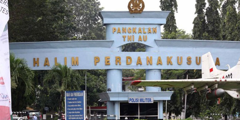 Photo of Amburadulnya Pangkalan Udara Halim Perdanakusuma