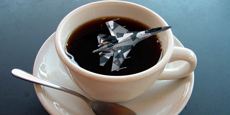 Photo of Sukhoi Rasa Kopi!