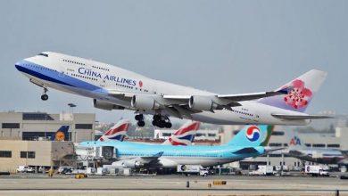 Photo of Pesawat China Air  dan Turbulensi