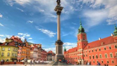 Photo of Warsawa
