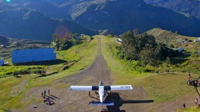 Photo of Terbang di Papua.