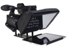 Photo of Conference Teleprompter System!