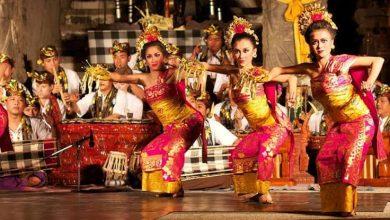 Photo of Tari Pendet, terimakasih Malaysia.