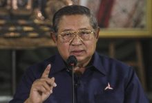 Photo of SBY Sang Ratu Adil