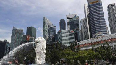 Photo of Jumpa Pak Ahmad di Singapura