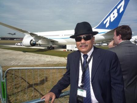 Photo of Sumbangsih Chappy untuk Dunia Penerbangan