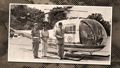 Photo of Helikopter Bung Karno