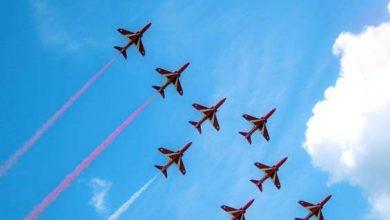 Photo of Tim Aerobatik yang membanggakan !