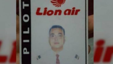 Photo of Pilot Yang Nyabu !