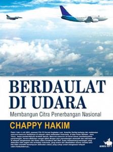 Photo of Buku – Berdaulat di Udara