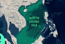 Photo of South China Sea