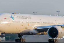Photo of Boeing B-777 Garuda Versus PCN Soekarno Hatta