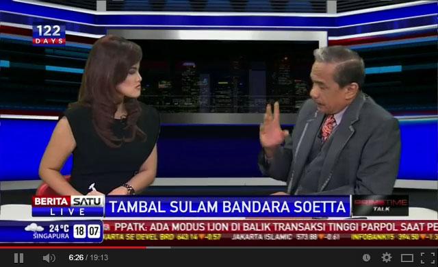 Photo of Dialog Tambal Sulam Bandara Soekarno Hatta
