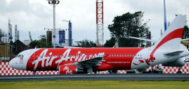 Photo of AirAsia plane may have hit bad weather
