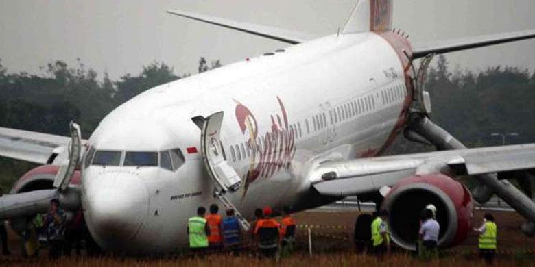 Photo of Apa sebab Pesawat Batik Air gelosor di Jogyakarta ?