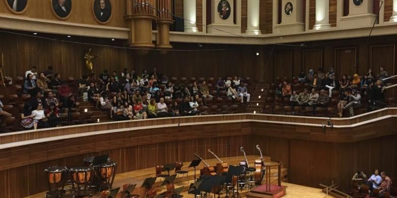 Photo of Kikuk Menikmati Musik Klasik di Jakarta