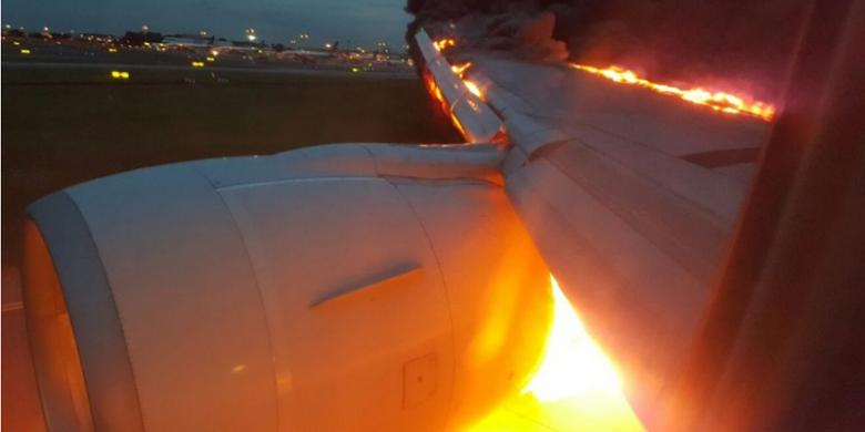 Photo of Belajar dari Pesawat Singapore Airlines yang Terbakar