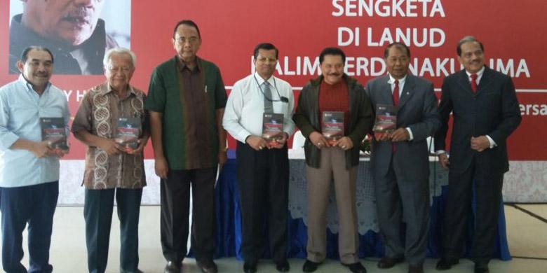 Photo of Purnawirawan Jendral TNI AU Luncurkan Buku Sengketa di Lanud Halim Perdanakusuma