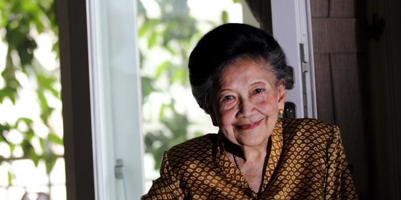 Photo of Herawati Diah dalam Kenangan