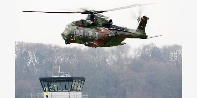 Photo of Kehebohan Helikopter Agusta Westland AW101