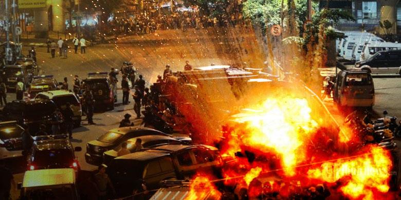 Photo of Bom Kampung Melayu dan Radikalisme