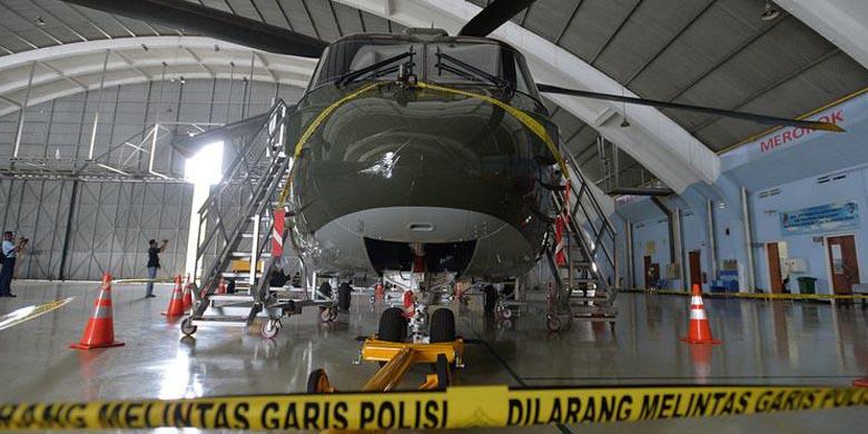Photo of Menyoal Pengumuman Kasus Korupsi Helikopter Agusta Westland 101