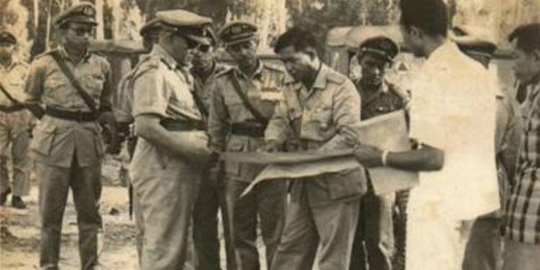 Photo of Operasi Penerjunan Pasukan Indonesia yang Pertamakali dalam sejarah