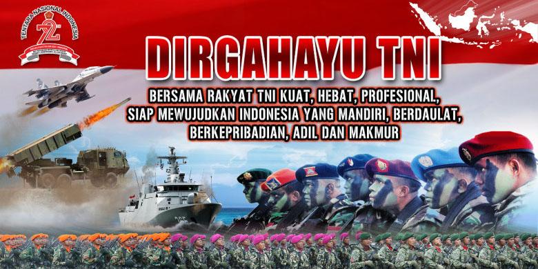 Photo of Dirgahayu Angkatan Perang Indonesia, Dirgahayu TNI