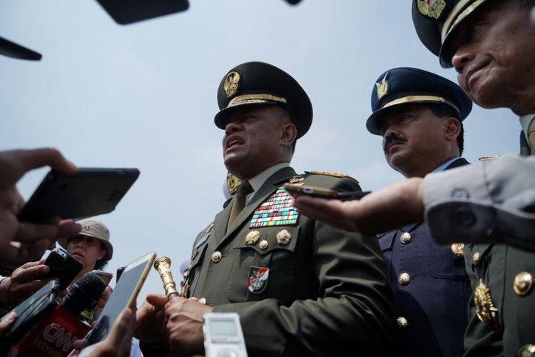 Photo of Mengapa Panglima TNI Ditolak Masuk ke Amerika Serikat?