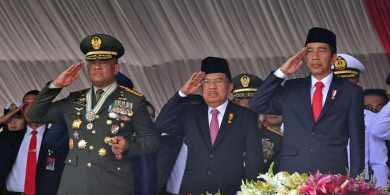 Photo of Momen 5 Oktober dan Elektabilitas Presiden Jokowi