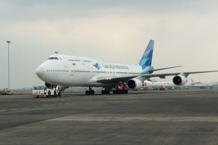 Photo of Selamat Tinggal, The Jumbo Jet