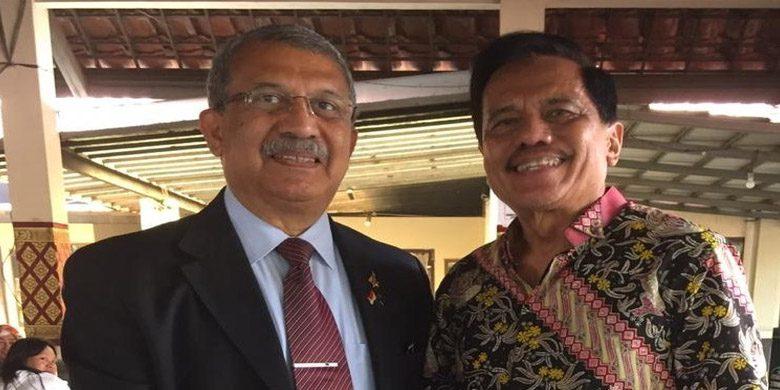 Pengembangan Pusat Studi Air Power Indonesia Bersama : Dr Sanu Kainakara