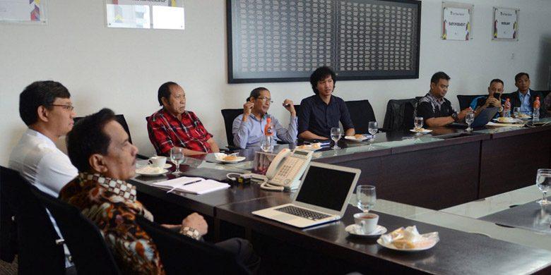 Diskusi Bulanan Pusat Studi-Kedirgantaraan Indonesia