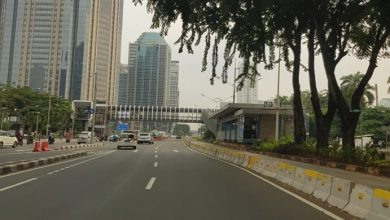 Photo of Jakarta Sepi Sekali