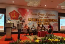 Photo of FGD Dalam Rangka Seminar Nasional  TNI 2045