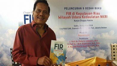 Photo of Peluncuran buku FIR di Gramedia PI Mall Jakarta.