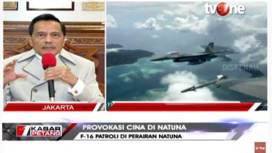Photo of Chappy Hakim: Perketat Patroli Udara, Akan Bikin Gentar Negara Lain