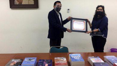 Photo of Buku Kedirgantaraan untuk Fakultas Hukum Universitas Atma Jaya