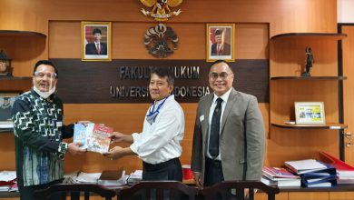 Photo of Menuju Fakultas Hukum UI di Depok