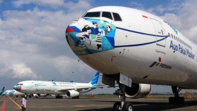 Photo of Dampak -COVID-19 terhadap Industri Penerbangan