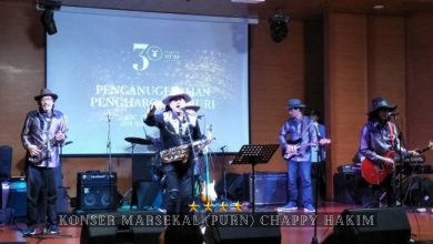 Photo of Konser Marsekal (Purn) Chappy Hakim