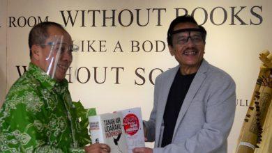 Photo of Buku untuk Perpustakaan Lemhannas RI
