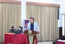 Photo of Ceramah dan buku buku untuk Kohanudnas